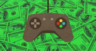 oyun endüstrisi geliri