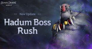 hadum boss rush modu