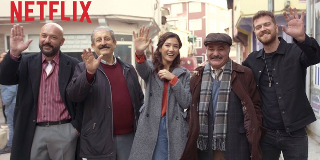 Netflix, 50M2 Dizisi