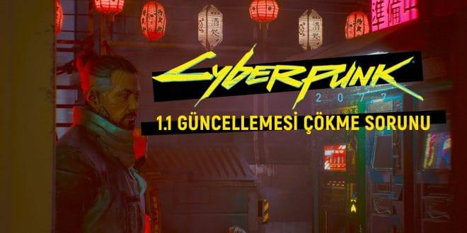 cyberpunk 2077 güncellemesi