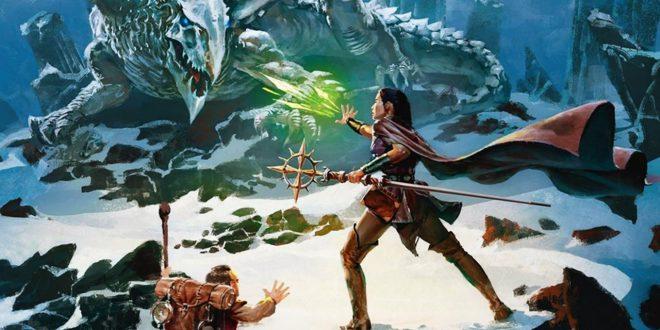 John Wick yazarı dungeons dragons