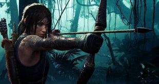 Netflix Tomb Raider anime