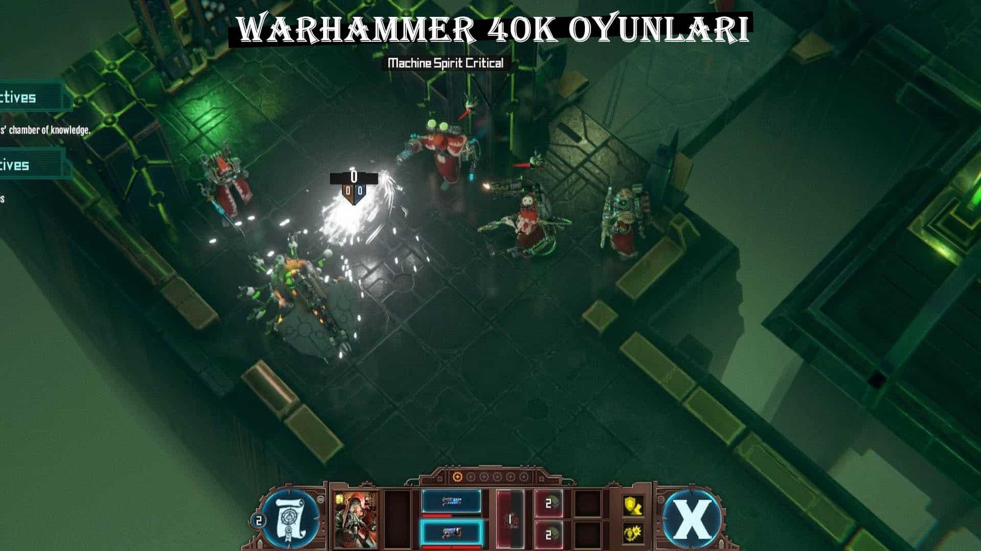 warhammer 40k oyunları