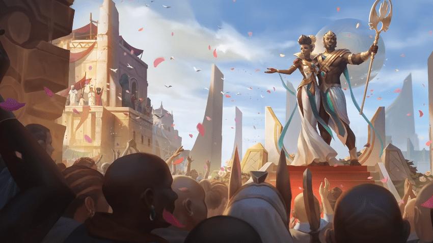 League of Legends 2021 Sezon