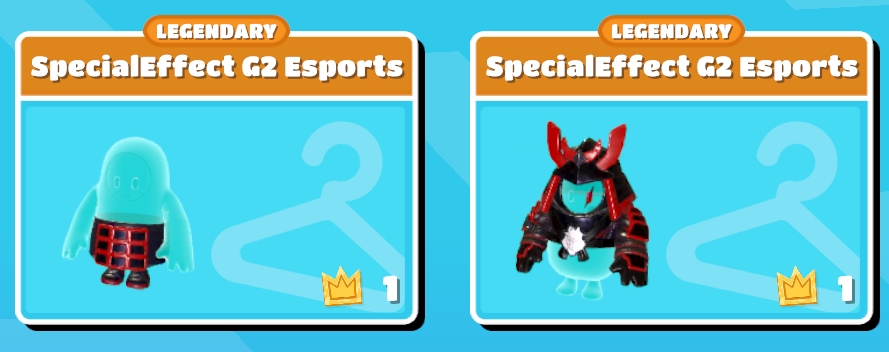 specialeffect g2 esports fall guys