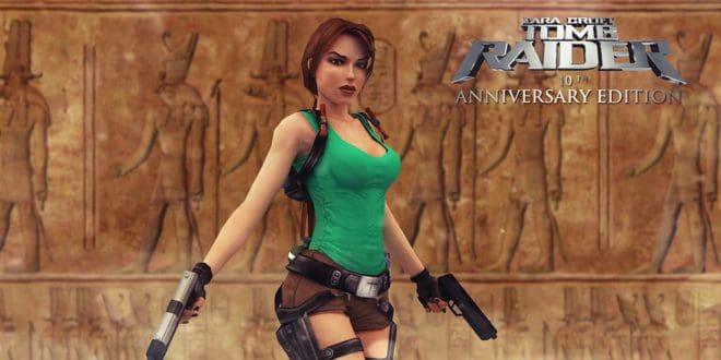 kayıp Tomb Raider oyunu
