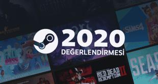 Steam 2020 istatistikleri