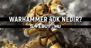 warhammer 40,000 nedir