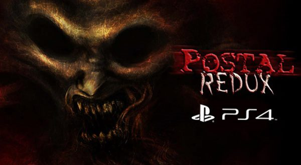 POSTAL Redux PlayStation 4