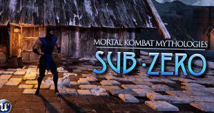 Mortal Kombat Mythologies: Sub- Zero Remake