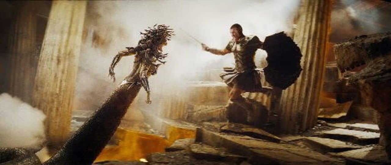 yunan mitolojisi filmleri clash of titans