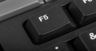 f5 ne demek