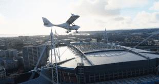 microsoft flight simulator güncellemesi