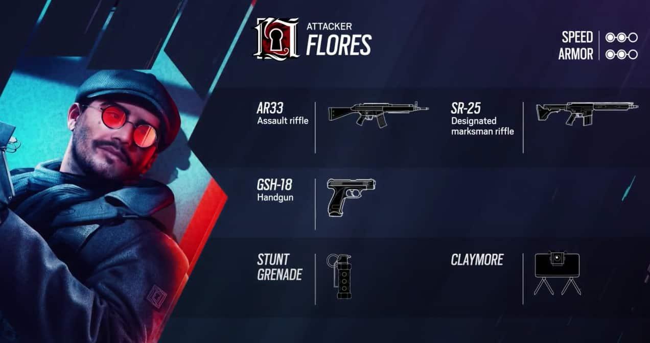 flores silahları