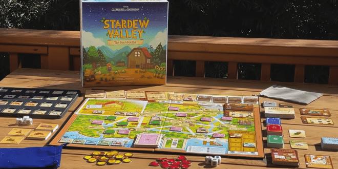 Stardew Valley kutu oyunu