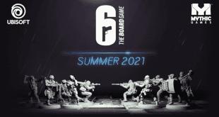 Rainbow Six Siege kutu oyunu