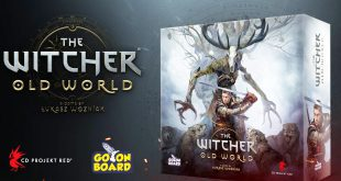 the witcher old world