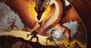 açık dünya Dungeons & Dragons