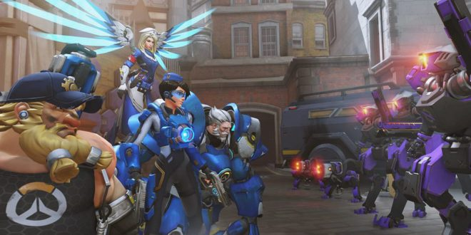 Overwatch Archives 2021