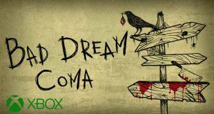 Bad Dream: Coma Xbox
