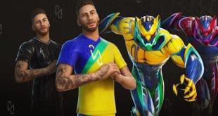 Fortnite Neymar kostümü
