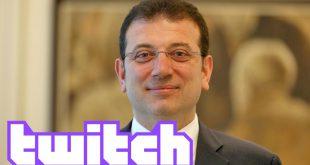 Ekrem İmamoğlu Twitch