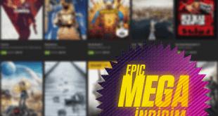 Epic Games Mega indirimleri