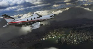 Microsoft Flight Simulator boyutu