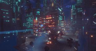 Ion Land cyberpunk