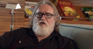 Valve CEO'su Gabe Newell, Konsollara Göz Kırptı