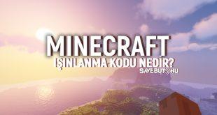 minecraft ışınlanma kodu