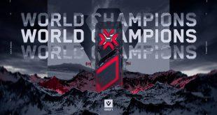 VCT Masters Reykjavik Turnuvasında Şampiyon Sentinels