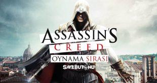 assassin's creed oynama sırası