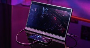 Asus ROG Strix XG16 Taşınabilir Oyuncu Monitörünü Tanıttı