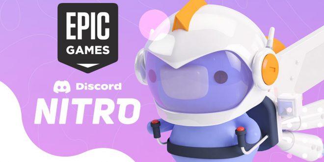 discord nitro epic games bedava