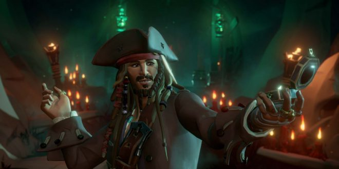 Sea of Thieves Js