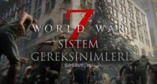 world war z sistem gereksinimleri