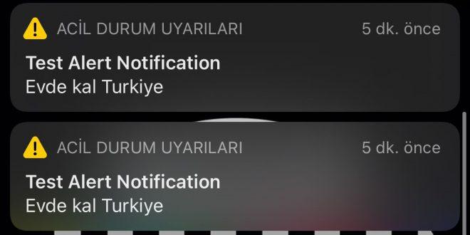 iOS Acil Durum Uyarısı Nasıl Kapatılır?