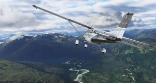 Microsoft Flight Simulator helikopter