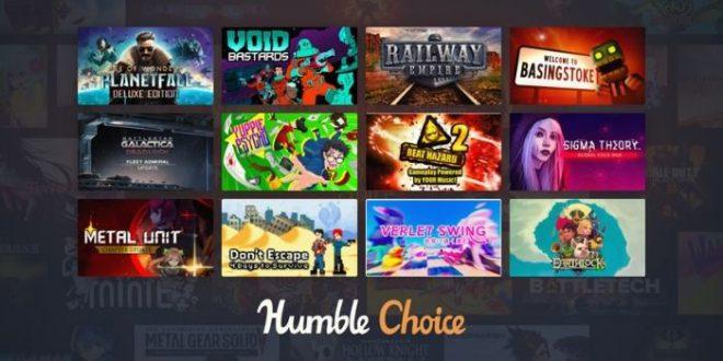 humble choice temmuz