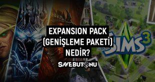 expansion pack ne demek