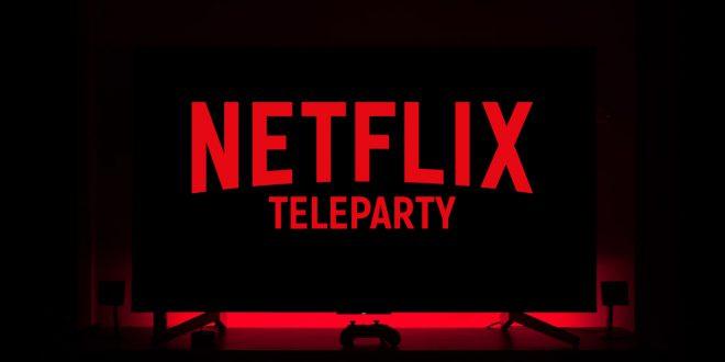 netflix teleparty