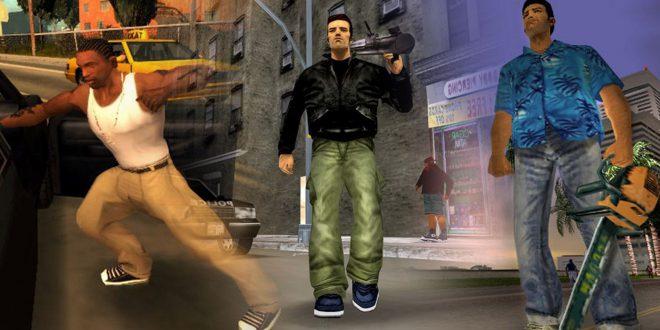 Yasaklı GTA Remastered Modları