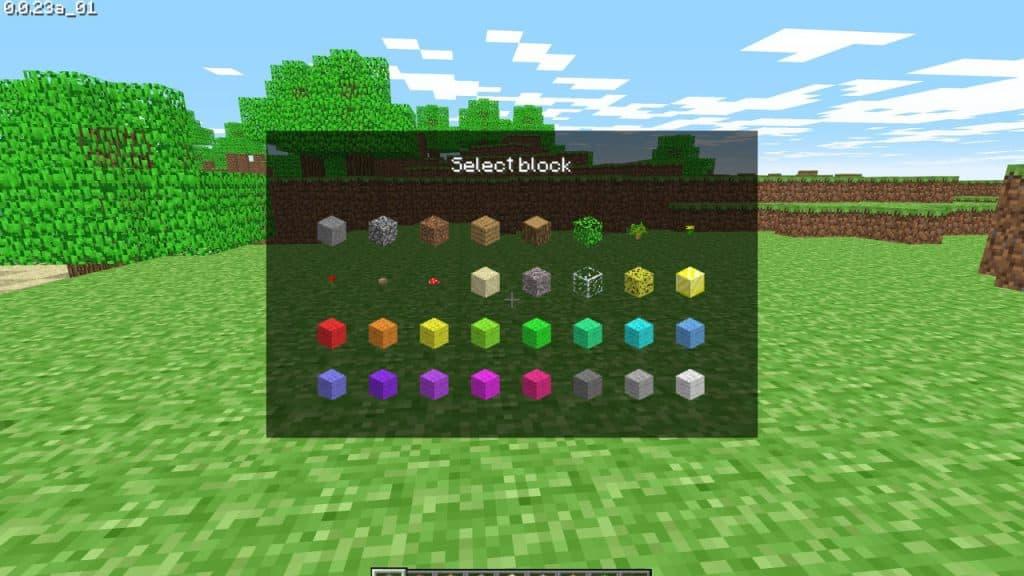 ücretsiz oyun Minecraft Classic