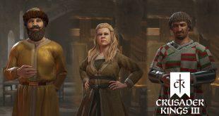 Crusader Kings 3 Konsol Sürümü