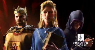 Crusader Kings 3 Konsollara Geliyor