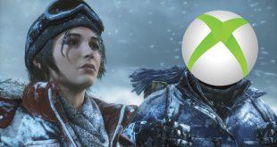 Rise of the Tomb Raider Xbox özel