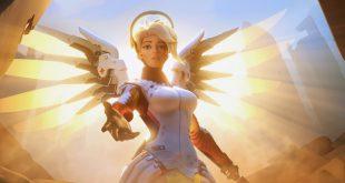 Mercy ve Cortana'nın