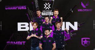 Gambit Esports VALORANT Masters Berlin