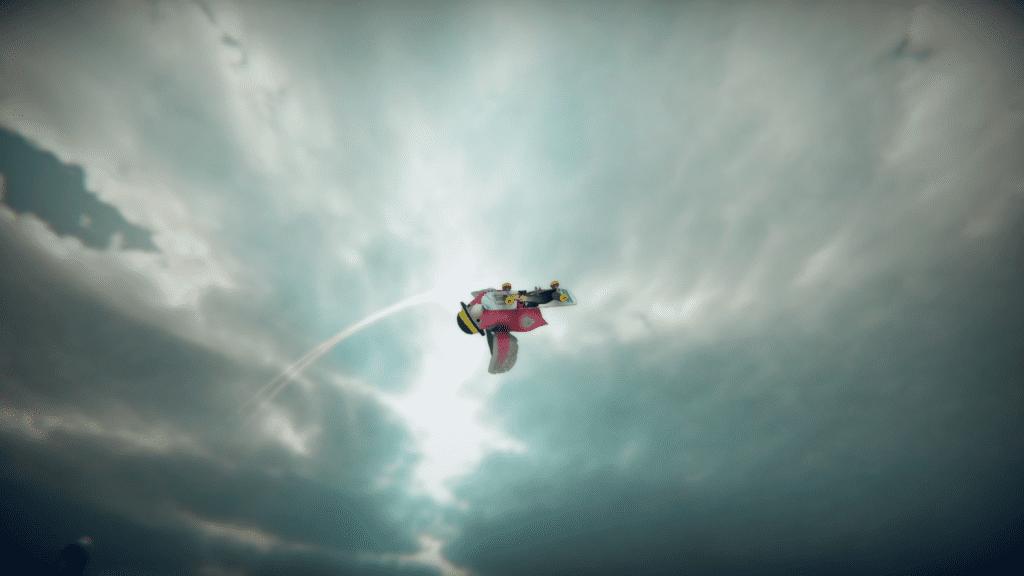 Skatebird screenshot 3